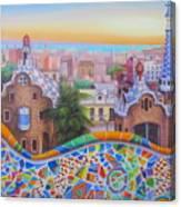 Barcelona 2 Canvas Print