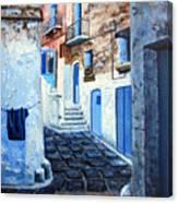 Bari Italy Canvas Print