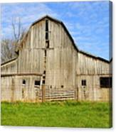 Barn 101 Canvas Print