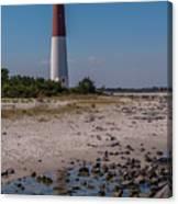 Barnegat Lighthouse Nj Canvas Print