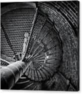 Barnegat Stairs Canvas Print
