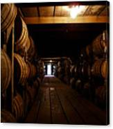 Barrel Alley Canvas Print