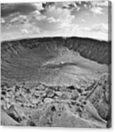 Barringer Meteor Crater #2 Canvas Print