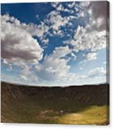 Barringer Meteor Crater #4 Canvas Print