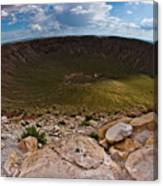 Barringer Meteor Crater #6 Canvas Print