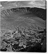 Barringer Meteor Crater #7 Canvas Print