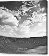 Barringer Meteor Crater Canvas Print