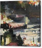Barrio Canvas Print
