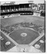 Baseball Game, C1953 Canvas Print