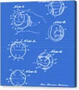 Baseball training device patent 1961 blueprint photograph by bill cannon baseball training device patent 1961 blueprint canvas print malvernweather Image collections