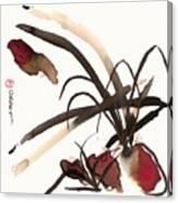 Basho Canvas Print