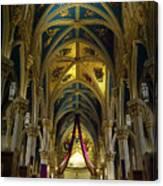 Basilica Canvas Print