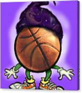 Basketball Wizard Canvas Print