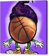 Basketball Wizard Canvas Print