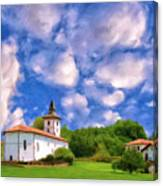 Basque Country Canvas Print