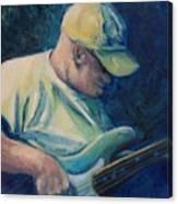 Bassman Blues Canvas Print