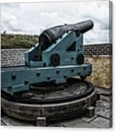 Bastion Gun Canvas Print