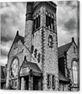 Batavia Baptist Church 2161 Canvas Print