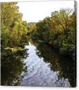 Batavia, Ohio Creek Vertical Canvas Print