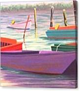 Bateau Mystique Canvas Print
