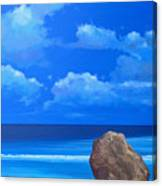 Bathsheba Canvas Print
