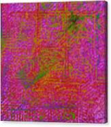 Batiky5 Canvas Print