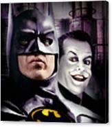 Batman 1989 Canvas Print
