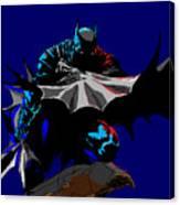 Batman Dark  Canvas Print