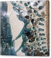 Battle - Tile Canvas Print