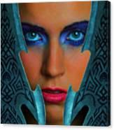 Battlemaid Canvas Print