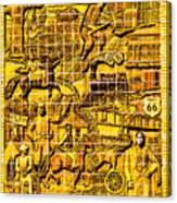 Baxter Springs Canvas Print
