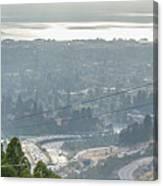 Bay Area Traffic Canvas Print