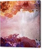 Bay Of Bliss - Original  Canvas Print