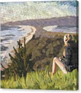 Bay View Canvas Print