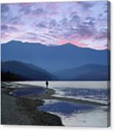 Baykal Lake Canvas Print
