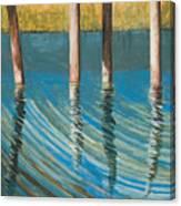 Bayland Reflections Canvas Print