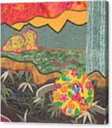 Bayou Bend Canvas Print