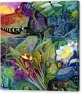 Bayou Magic Canvas Print