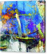 Bayou Teche Canvas Print