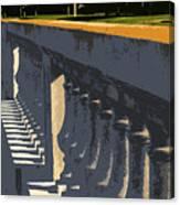 Bayshore Boulevard Canvas Print