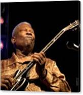 Bb King 2005 Canvas Print