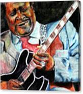 Bbking Canvas Print