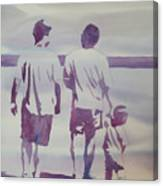 Beach Boys Canvas Print