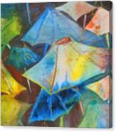 Beach Dreams II Canvas Print