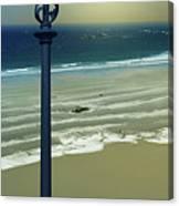 Beach And Coastal Lighting Canvas Print