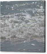 Beach Surf Canvas Print