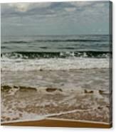 Beach Syd01 Canvas Print