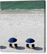 Beach Therapy 2 Canvas Print