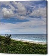 Beach Weather Canvas Print