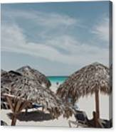Beachside Canvas Print